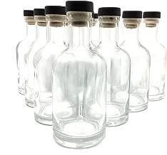 375 ml glass bottles