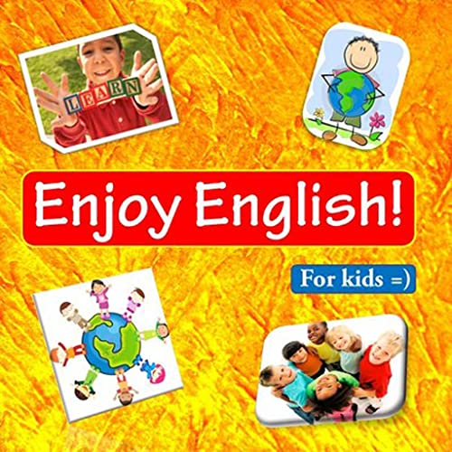 Enjoy English for Kids - Learning Videos
