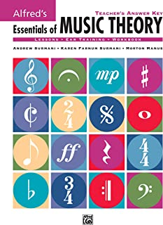 music for ear training answer key
