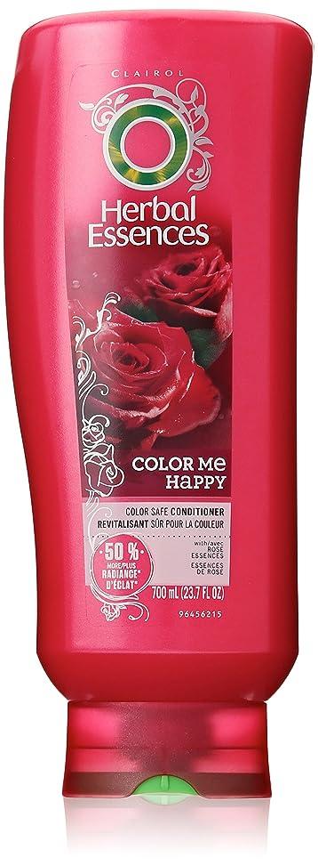 いまアノイ出演者Herbal Essences カラーミーハッピーヘアーコンディショナーの色-処理した毛髪23.7液量オンス(3パック)