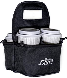 collapsible drink carrier