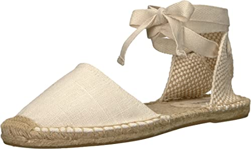 Soludos Soludos Wohommes Classic Sandal Flat, bleush, 8.5 Regular US  vente au rabais
