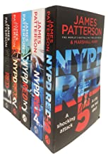 James Patterson NYPD Red Collection 5 Books Set Pack Marshall Karp (Book 1-5)