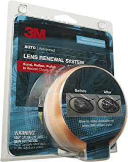 3M Lens Renewal System, Includes Masking Tape, Drill Application, 1 Kit