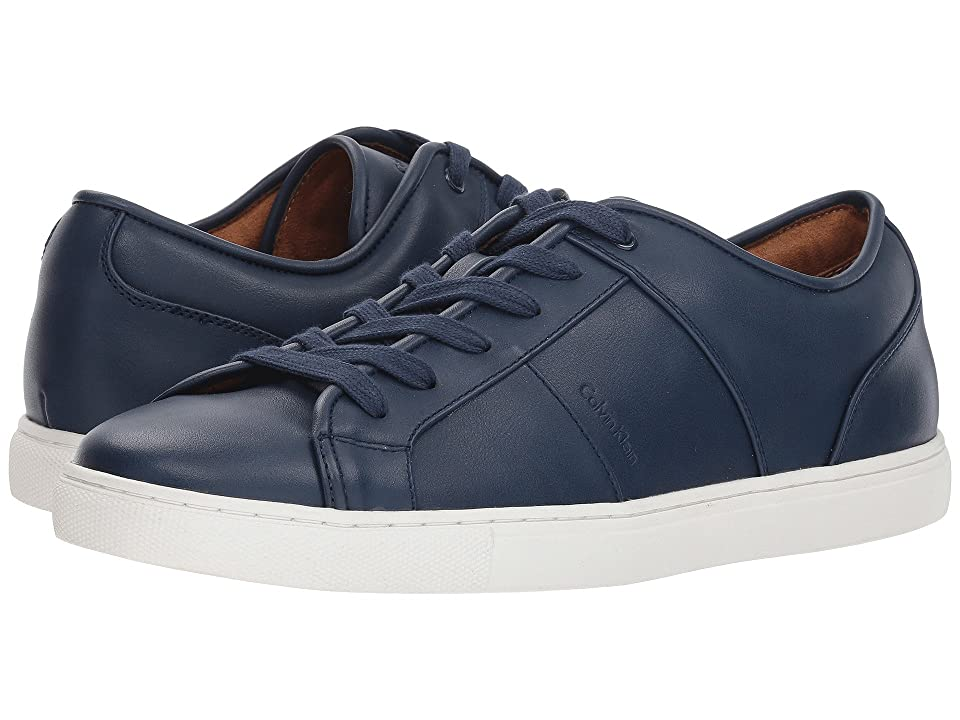 Calvin Klein Freddie (Dark Navy Smooth) Men