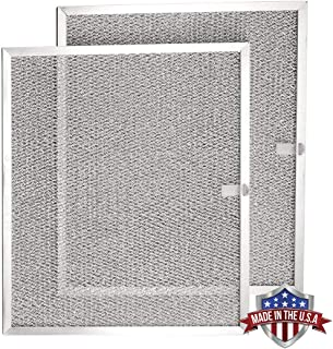 "Broan Model BPS1FA30 Range Hood Filter – 11-3/4"" X 14-1/4"" X 3/8"".."