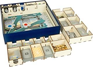 The Broken Token Box Organizer for Castles of Mad King Ludwig