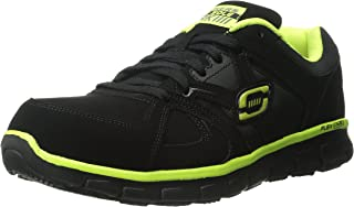 Skechers for Work Men's Synergy Ekron Alloy Toe Work Shoe