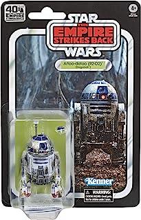Star Wars The Black Series Artoo-detoo (R2-D2) (Dagobah) 6-Inch-Scale Star Wars: The Empire Strikes Back 40TH Anniversary ...