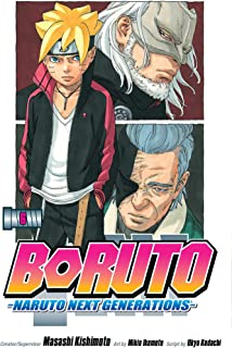 Boruto, Vol. 6: Naruto Next Generations (6) (Boruto: Naruto Next Generations)