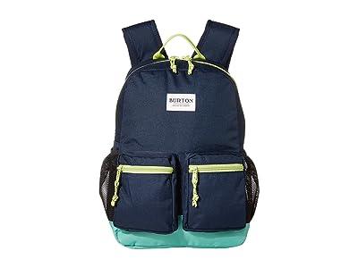 Burton Kids Gromlet 15L Backpack (Little Kids/Big Kids) (Dress Blue) Backpack Bags