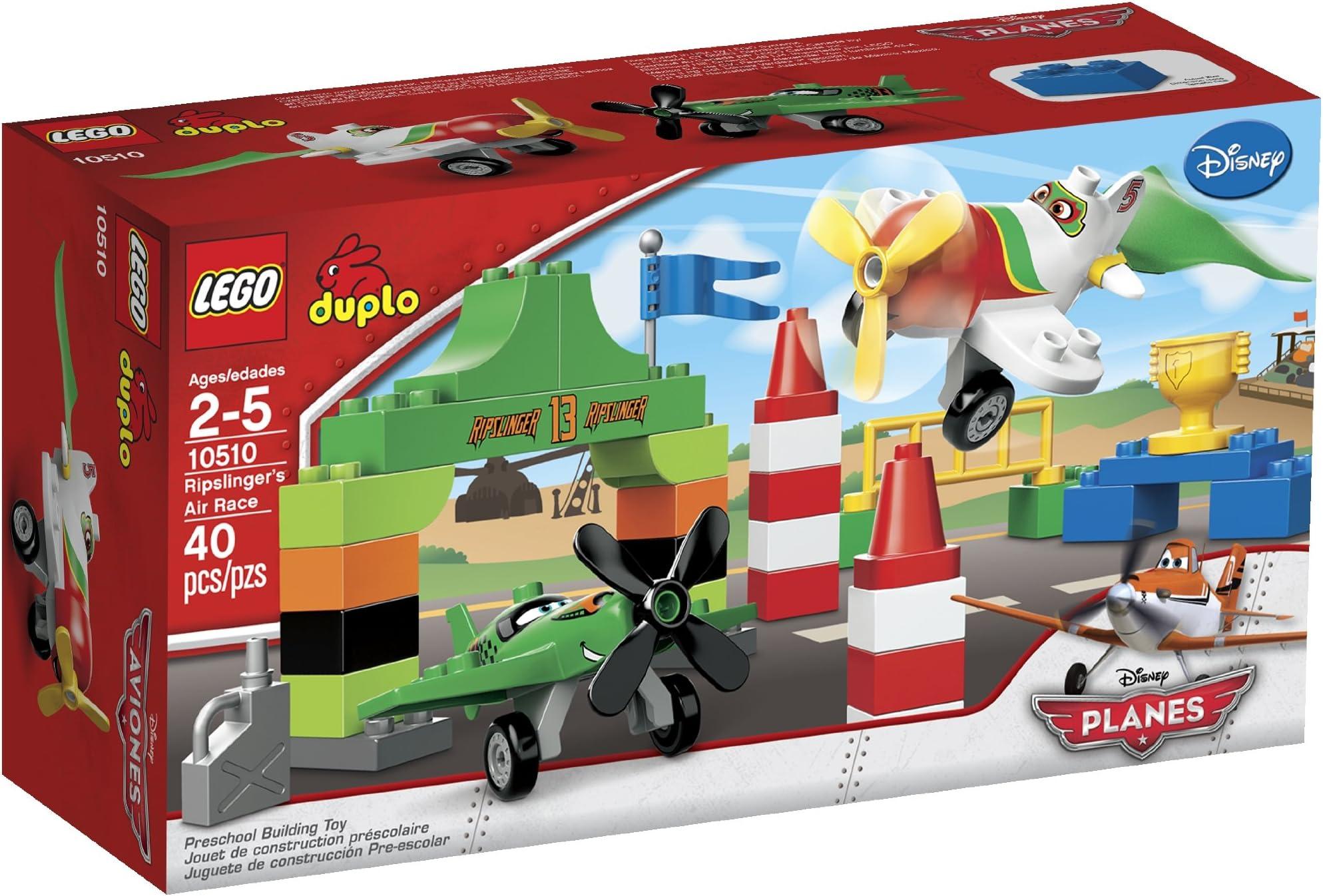 LEGO Disney Planes Ripslinger's Air Race