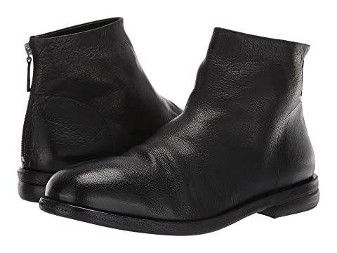 Marsell Smooth Back Zip Boot