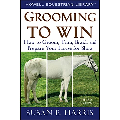 Grooming To Win How To Groom Trim Braid And Prepare Your Horse