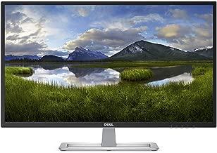 DELL 32in ULTRA-WIDE IPS 1920X1080 D3218HN WLED LCD DISPLAY DESKTOP MONITOR X9R5K (Renewed)