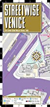 Streetwise Venice Map - Laminated City Center Street Map of Venice, Italy (Michelin Streetwise Maps)