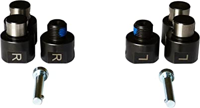 Quick-Connects for the MagneTrainer Pedal Exerciser