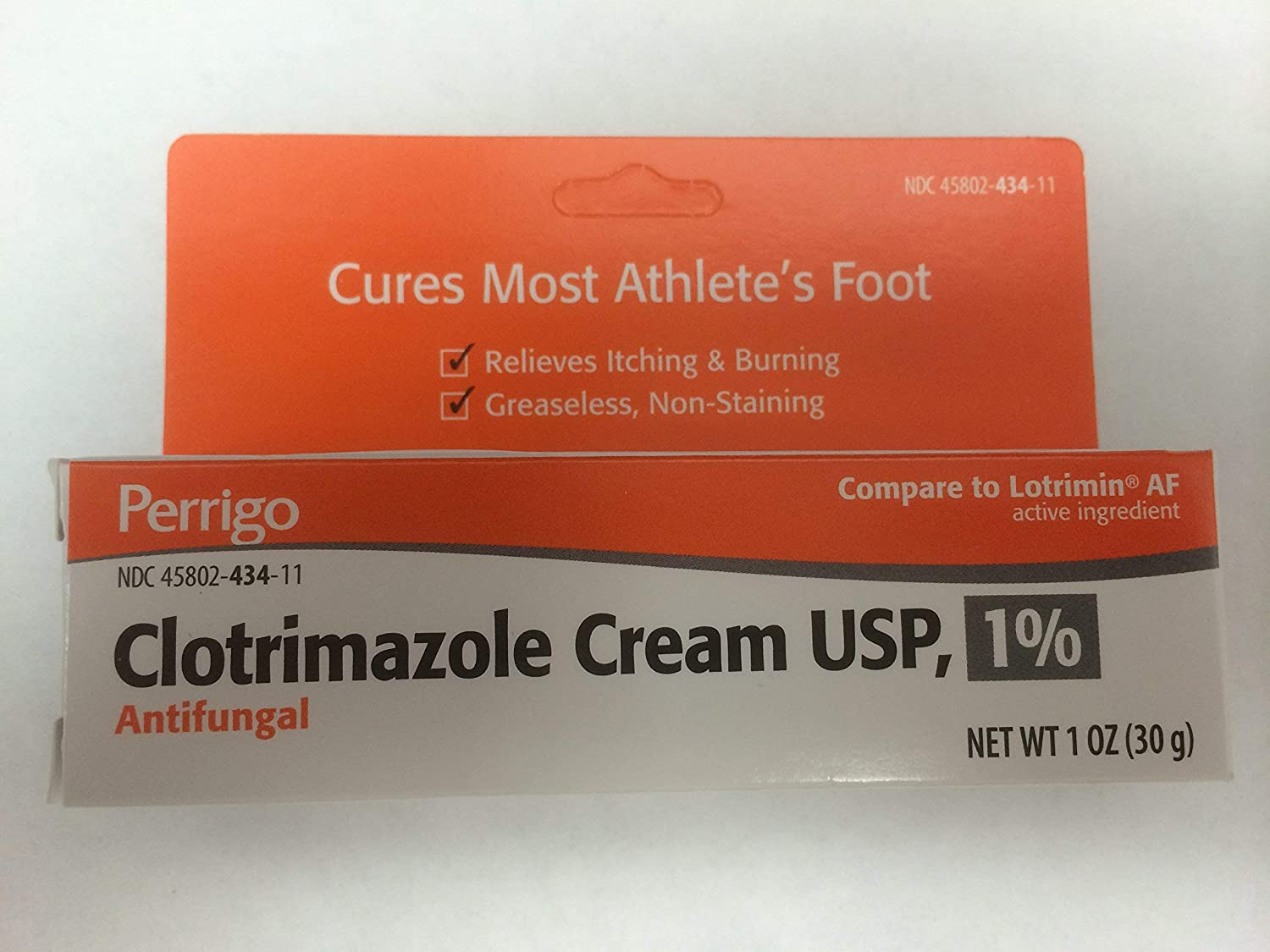 Clotrimazole Cream USP 1% 1 Oz Foot 2 Cures Athlete's Most Popular brand in Wholesale the world