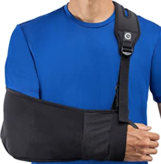 arm sling that doesn t hurt neck