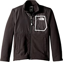The North Face Kids Glacier Track Jacket (Little Kids/Big Kids)
