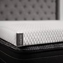 TEMPUR-Adapt + Cooling 3-Inch King Mattress Topper, Soft Luxury Premium Foam, Washable Cover