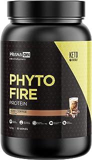 PranaOn Phyto Fire Protein - Iced Coffee 1.2kg, Iced Coffee 1.3 kilograms