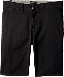 Quiksilver Kids - New Everyday Union Stretch Shorts (Big Kids)
