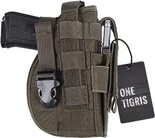 OneTigris Molle Belt Holster for 1911 45 92 96 Glock