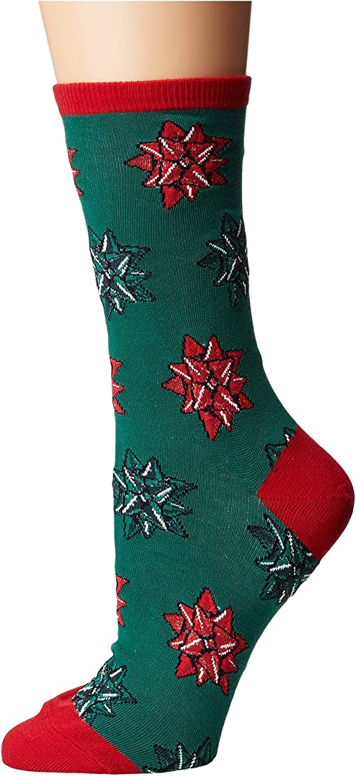 Stance Girls Holiday Winter Snowflake Reindeer Two Pack Sock Box Set