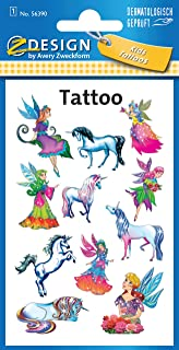 Tatuaze Z Design Kids Tatoo Elfy: 56390