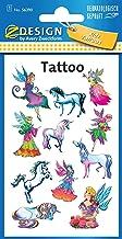 AVERY Zweckform 56390 Tattoo Kinder 11 Stück (Temporäre Ta