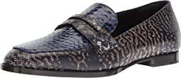 Mixed Print Loafer