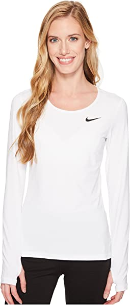 Pro Mesh Long Sleeve Training Top