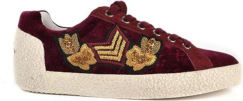 Ash Footwear Ash Chaussures Nak paniers paniers Bordeaux Femme  marques de mode