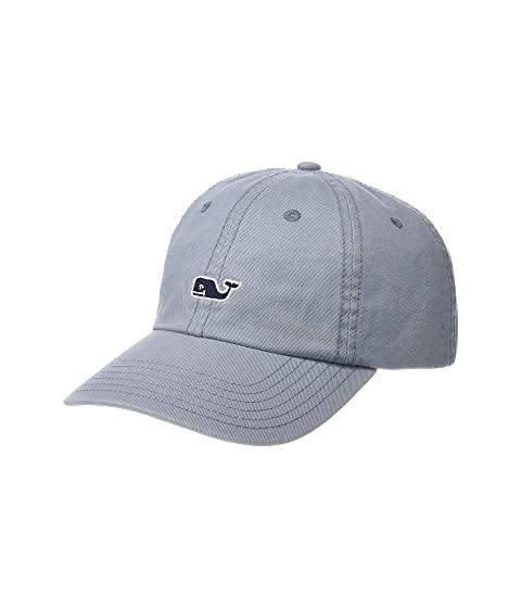 bdffe548aa9b4 Vineyard Vines Whale Logo Baseball Hat at Zappos.com