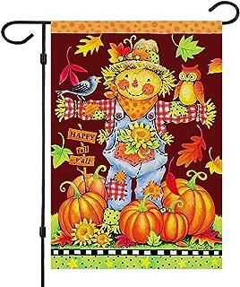 Best scarecrow garden flags Reviews