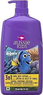 Aussie Kids Coral Reef Cupcake 3 In 1 Shampoo + Conditioner + Body Wash, 778 Milliliters