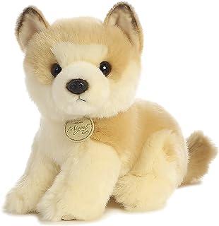"Aurora - Miyoni - 9"" Akita Puppy, Tan, Model:26239"