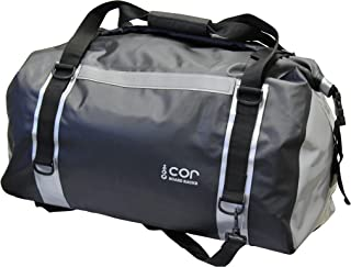 COR Board Racks Men's 60L Duffel Bag - Lightweight, 60L (Black And Grey)