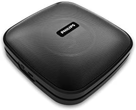 Philips BT2505B Wireless Portable Speaker with 7W, Multiple Connectivity with FM Mode(Black)