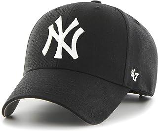 قبعة بيسبول للجنسين تحمل عبارة '47 MLB New Yankees MVP