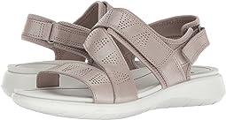 Soft 5 Cross Strap Sandal