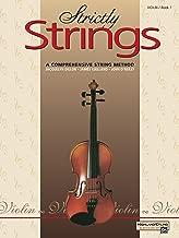 strictly strings violin book 1