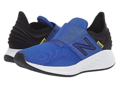 New Balance Kids Fresh Foam Roav (Little Kid) (UV Blue/Black) Boys Shoes