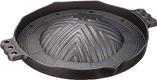 イシガキ産業 プログレード 鉄鋳物焼肉ジンギスカン鍋29cm 3979
