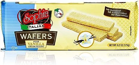 italian wafer sticks