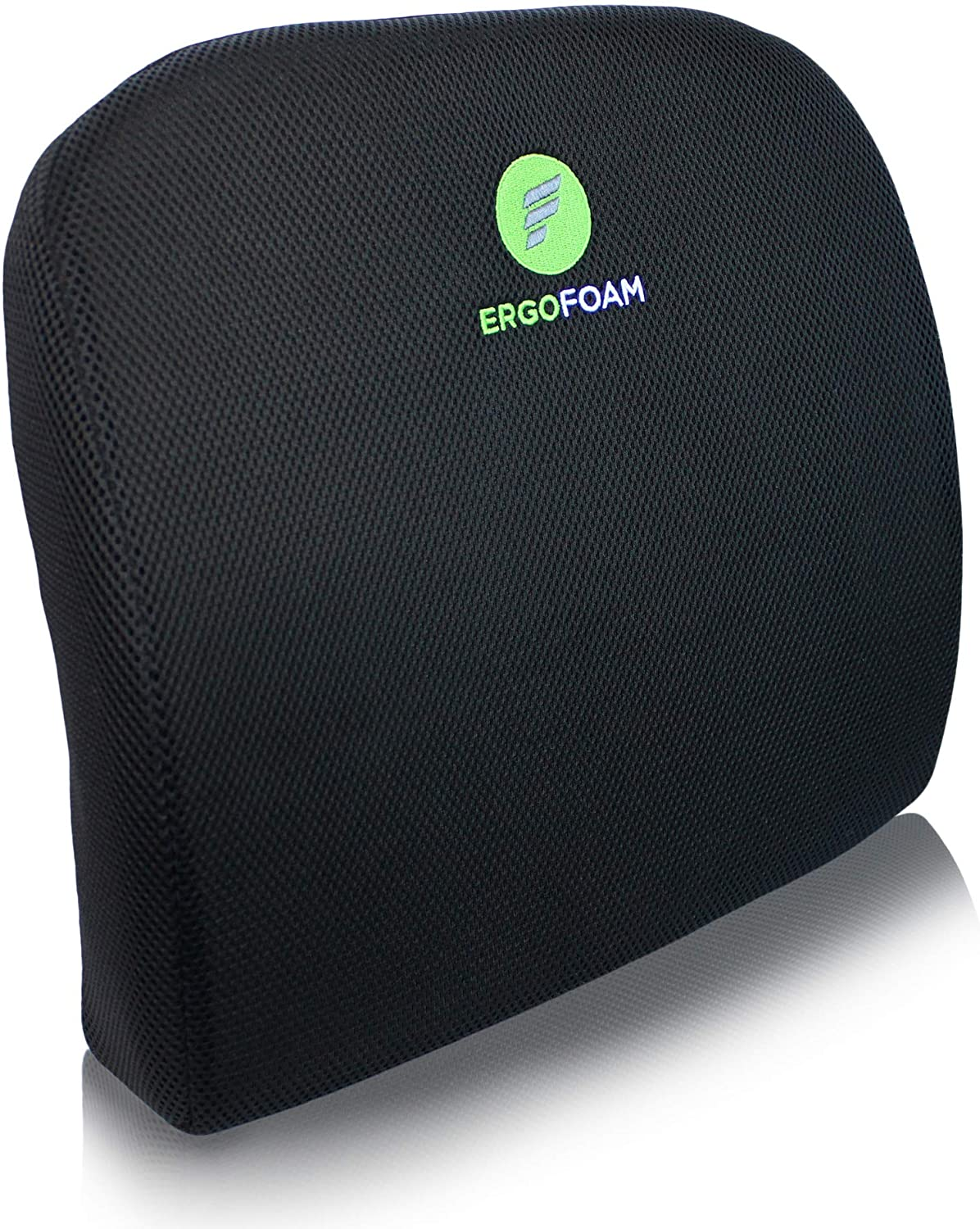 ErgoFoam Lumbar Support Pillow for Breathable Premium 2021 ! Super beauty product restock quality top! spring and summer new - Chair Me