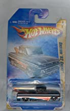 Hot Wheels 2008 New Models Black Custom 62 Chevy Pickup 1:64 Scale by Hot Wheels