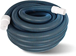 SPECILITE Heavy Duty Pool Hose 35ft, Swimming Pool Hose In-ground Pools Vacuum Hose with Swivel Cuff, 1-1/2-Inch