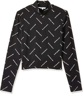 Amazon.es: Calvin Klein - Camisetas, tops y blusas / Mujer: Ropa